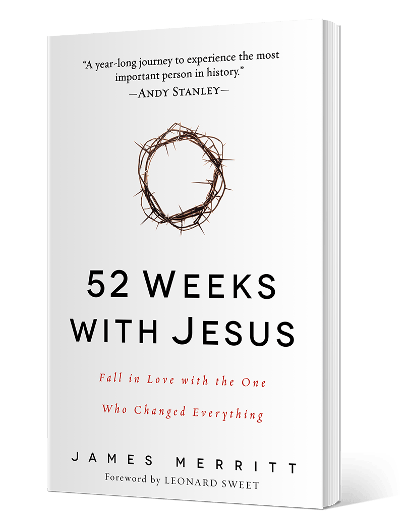 52 Weeks with Jesus by James Merritt