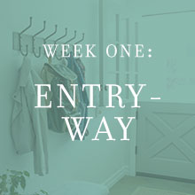 Week One: Entry-Way