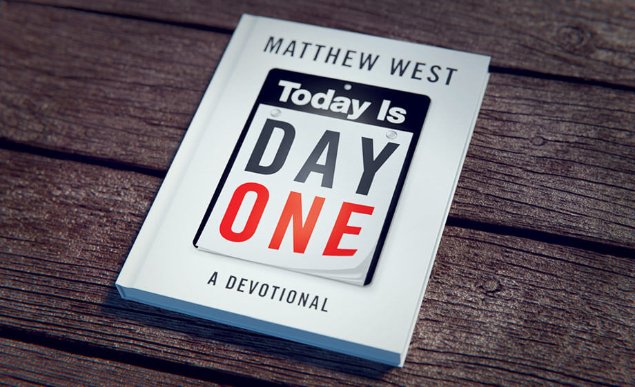 Today is Day One Devotional