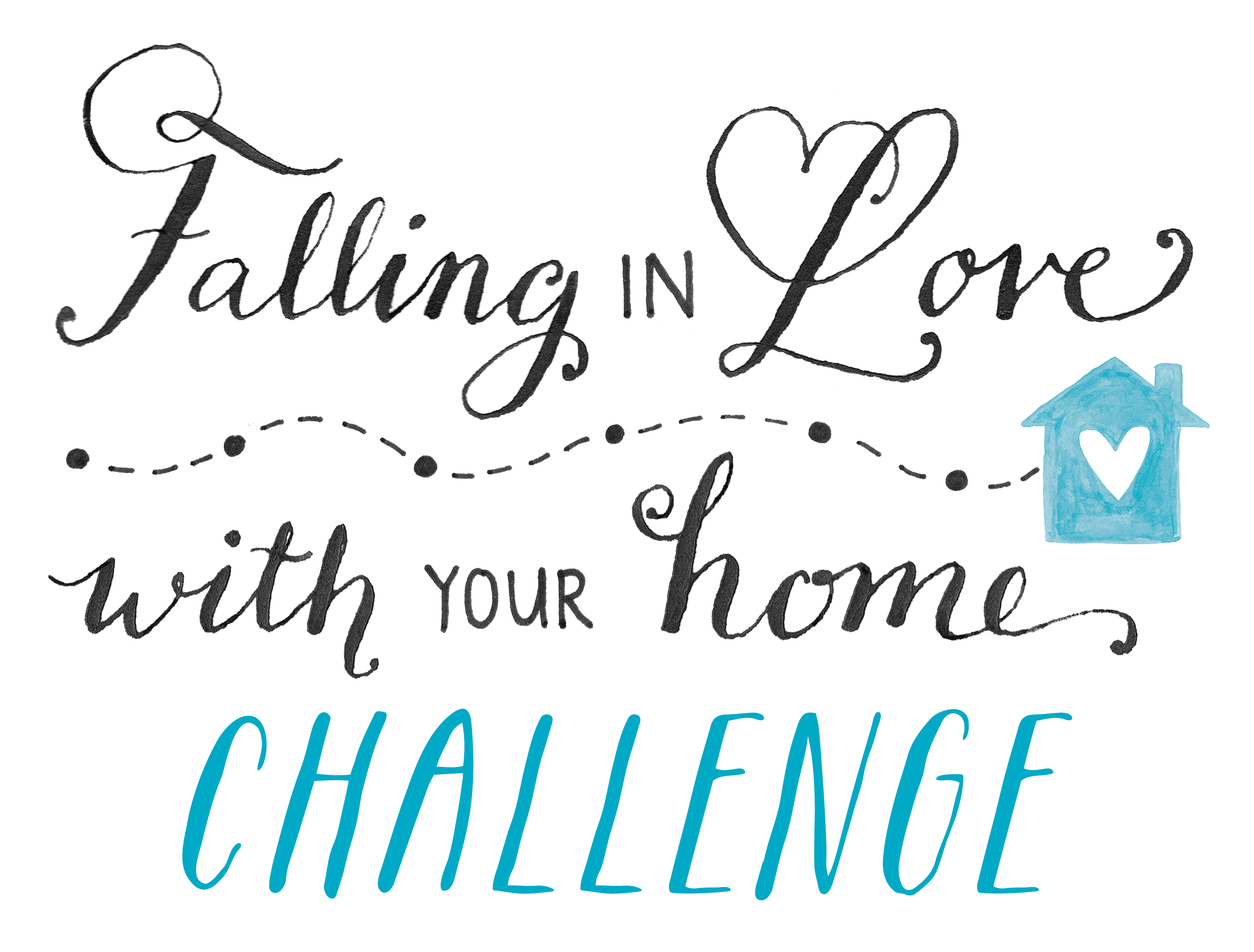 7 Days to Falling in Love with Your Home