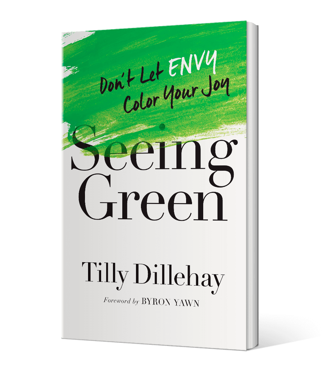 Seeing Green by Tilly Dillehay
