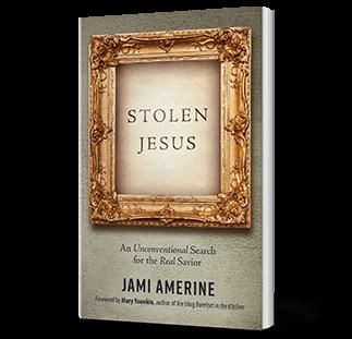 Stolen Jesus by Jami Amerine